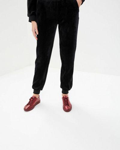 Черные брюки домашние Love Republic