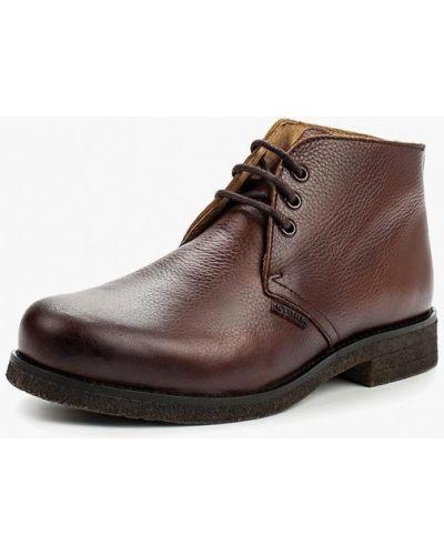 Кожаные ботинки осенние демисезонный Storm