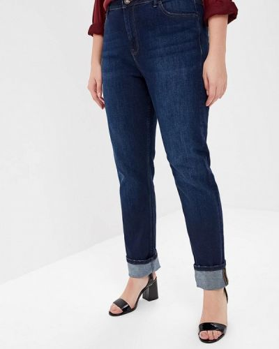 Синие джинсы-скинни Marks & Spencer