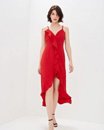 Платье индийский красный Indiano Natural