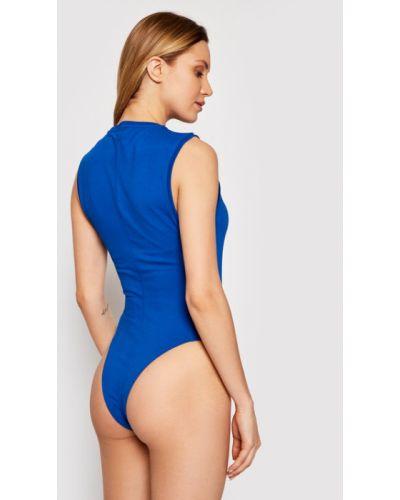 Niebieski body Guess