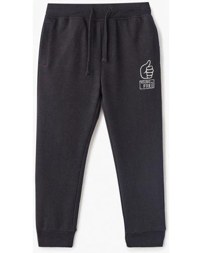 Черные брюки спортивные Sela