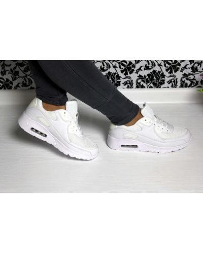 Спортивные кроссовки - белые Horoso