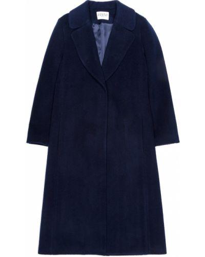 Пальто однобортное с отложным воротником Claudie Pierlot