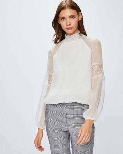 Блузка прямая с воротником Guess Jeans