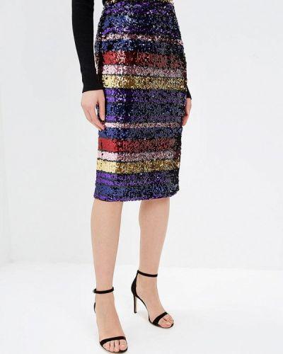 Разноцветная юбка Oasis