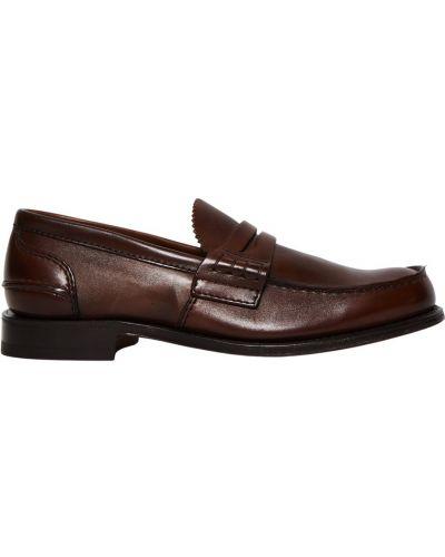 Loafers skorzane Churchs