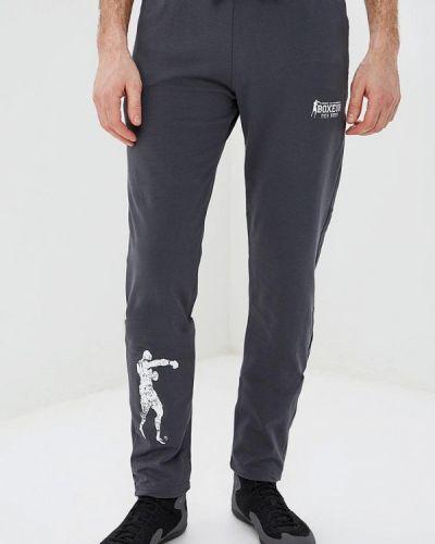Спортивные брюки - серые Boxeur Des Rues