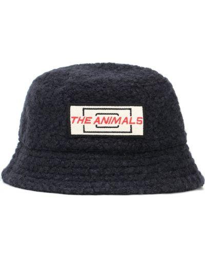 Czarny kapelusz The Animals Observatory