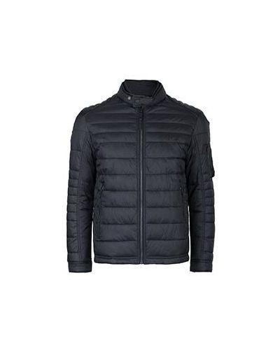 Черная куртка демисезонная Strellson