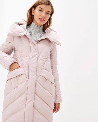 Зимняя куртка осенняя розовая Savage