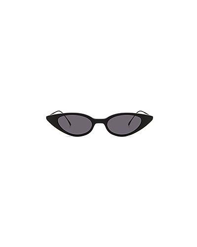 Черные солнцезащитные очки Illesteva