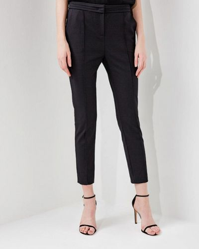 Черные зауженные брюки Liu Jo