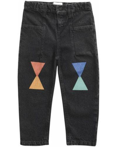 Czarne jeansy Bobo Choses