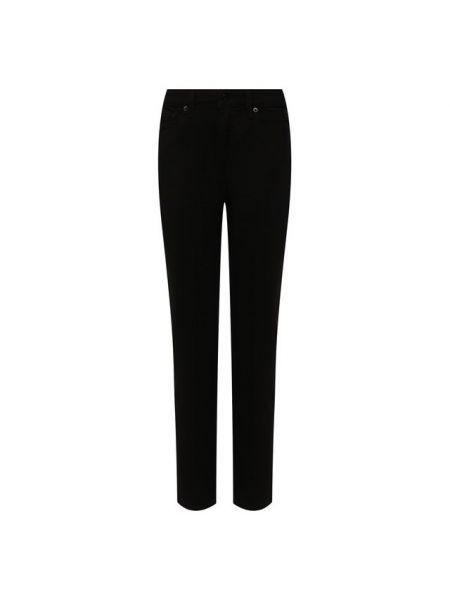 Укороченные джинсы - черные Rag&bone