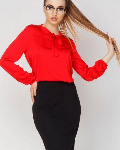 Красная блузка Leo Pride