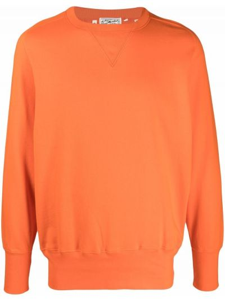Оранжевая кофта с вырезом Levi's Vintage Clothing
