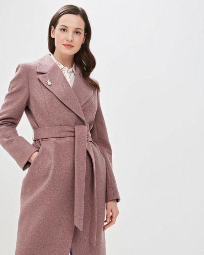 Пальто демисезонное розовое Avalon