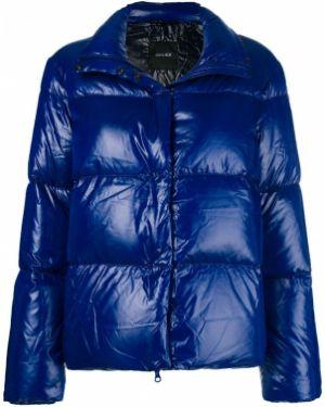 Пуховая куртка - синяя Duvetica