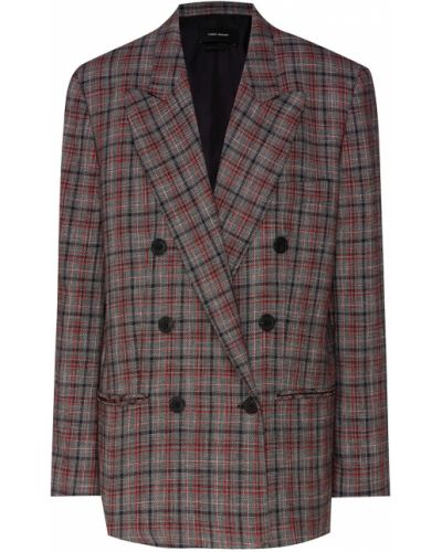 Пиджак черный серый Isabel Marant