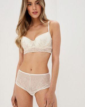 Бюстгальтер - белый Rose&petal