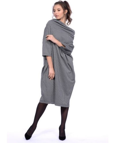 Платье в стиле бохо кокон Lautus