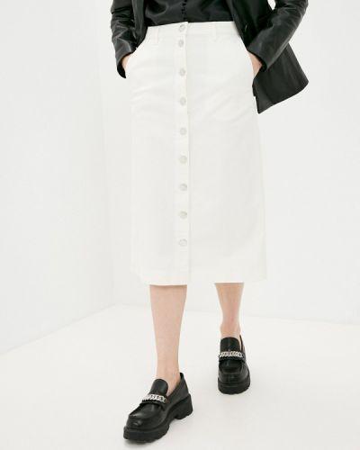 Белая джинсовая юбка 2nd Day