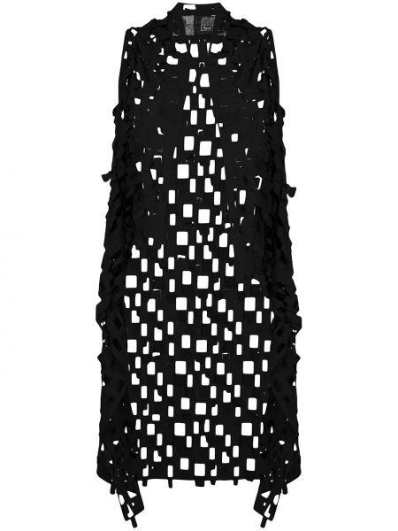 Куртка без рукавов - черная Rundholz
