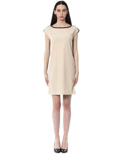 Beżowa sukienka Byblos