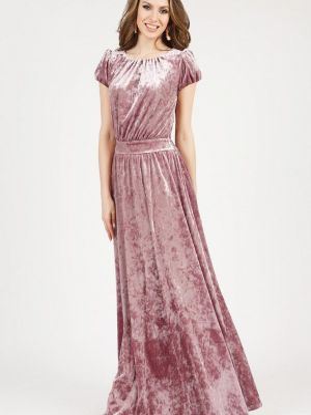 Вечернее платье - розовое Olivegrey
