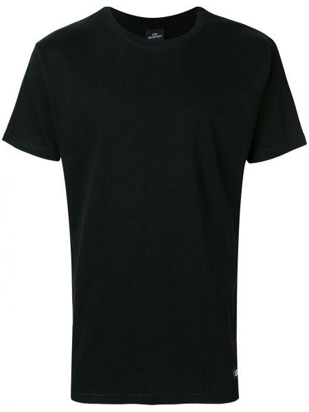 Черная рубашка с короткими рукавами Les (art)ists