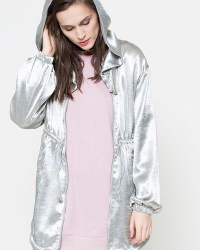 Утепленная куртка с карманами из полиэстера Missguided