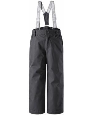Серые брюки с подкладкой с декоративной отделкой Reima