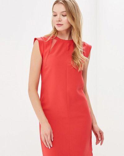 Красное платье весеннее Morgan