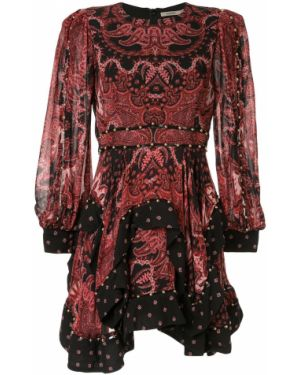 Платье малиновое Thurley