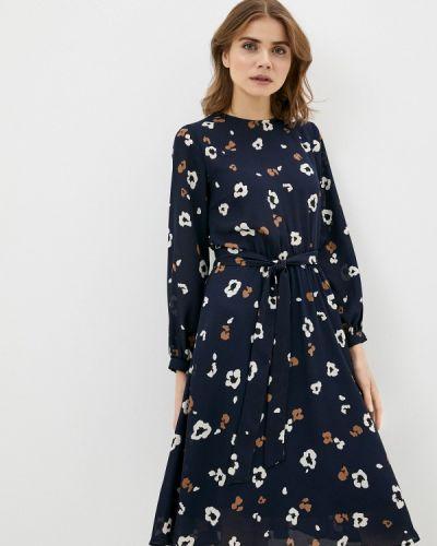 Вечернее платье - синее Vittoria Vicci