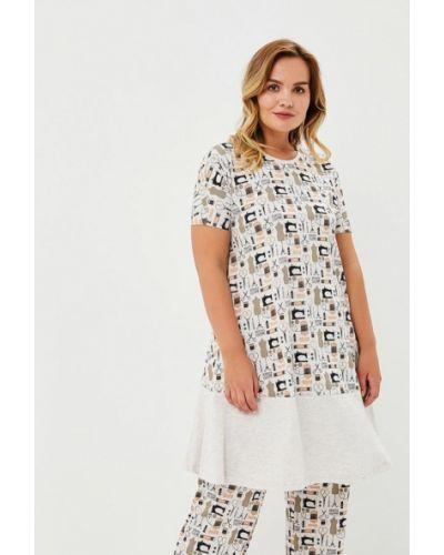 Туника для дома туника-футболка Griol