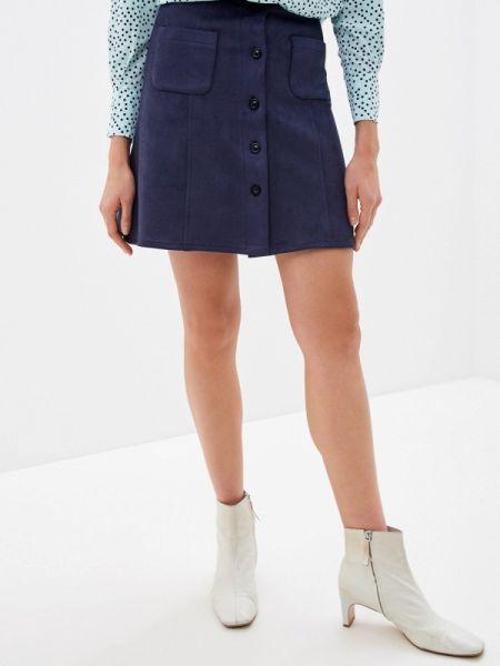 Синяя юбка Am One
