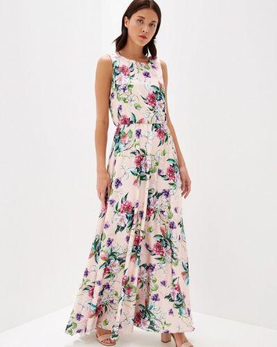 Платье розовое прямое Masha Mart