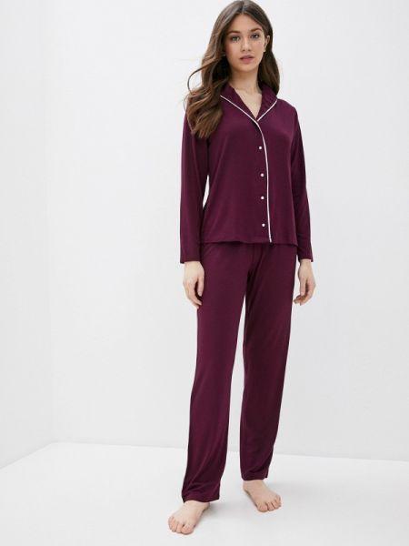Пижамная красная пижама Luisa Moretti