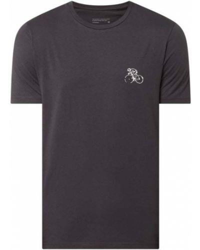 T-shirt bawełniany z printem Armedangels