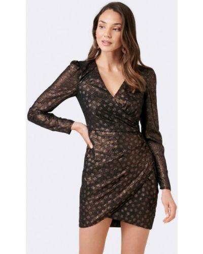 Платье с запахом осеннее Forever New