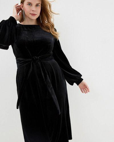 Вечернее платье черное Irina Vladi