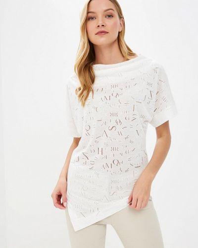 Блузка белая весенний Tantino