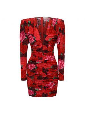 Шелковое платье - красное Magda Butrym