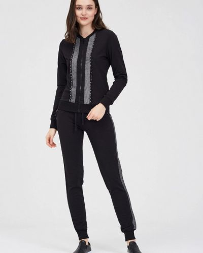Спортивный костюм черный турецкий Whitney