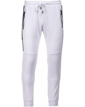Białe spodnie materiałowe Multu