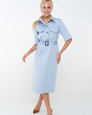 Летнее платье мини миди Leleya