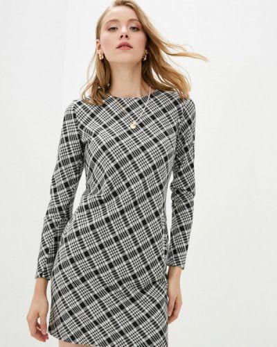 Вязаное платье - серое Vergans
