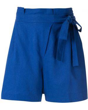 Однобортные шорты с карманами Mara Mac